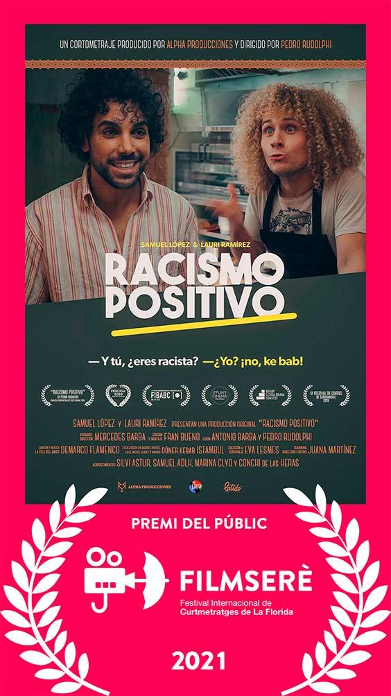 RACISMO POSITIVO